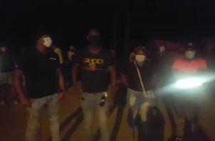 En la provoncia de Colón son recurrentes las manifestaciones de diversas agrupaciones o ciudadanos, exigiendo plazas de trabajo en los proyectos que están pendientes de ejecución.