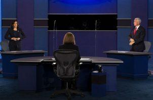 Según Mike Pence, Biden y Harris apoyan que contribuyentes financien abortos. Fotos. EFE.