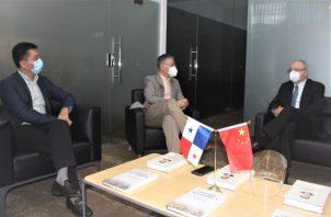 Tanto el embajador Wei Qiang como el Secretario Ejecutivo del organismo legislativo destacaron las sólidas relaciones existentes que datan desde el 2004.