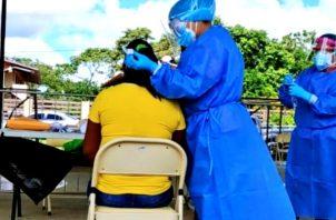 Panamá registró un total de 119,666 casos y 2,482 defunciones hasta el 10 de octubre. Foto Cortesía