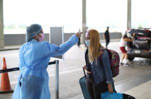 La terminal aérea estuvo cerrada por durante casi 7 meses de cierre por lo que para su reapertura han tenido que implementar nuevos procedimientos.