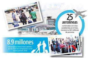 El presidente de la República, Laurentino Cortizo aseguró que la principal terminal aérea panameña está preparada para el reinicio de operaciones seguras.