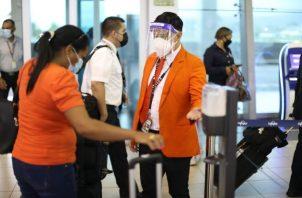 El Aeropuerto de Tocumen indicó que se establecen 3 puestos de hisopado para personas que no traigan la prueba del COVID-19.