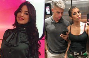 Fergie Vergara no cree que le suspendan los contratos a Paul McDonald y a Delany Precilla. Foto: Instagram
