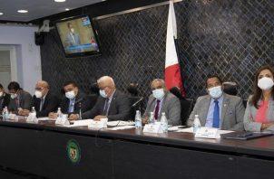 Comisión de Trabajo, Salud y Desarrollo Social.