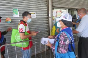 Personal de Salud de Panamá Oeste sigue haciendo docencia sobre la importancia de continuar con todas las medidas de bioseguridad.