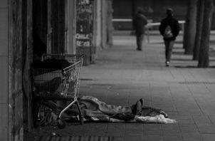 En América Latina y el Caribe, la Cepal estima una caída del 9,1% del PIB y un aumento en la tasa de desempleo, pasando de 8,1% en 2019 a 13,5% en 2020; se prevé que genere 45 millones más de pobres. Foto: EFE.