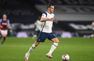 Bale está cedido por el Real Madrid durante esta temporada.