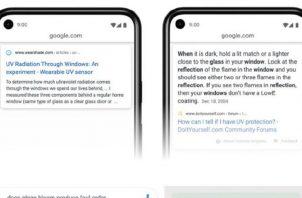 Google utiliza Inteligencia Artificial para mejor sus procesos de búsqueda.