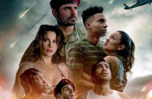 Se estrenó el 31 de octubre en las salas de cine de Panamá. Instagram