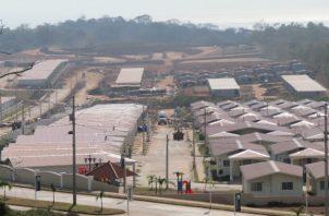 Planos de nuevas barriadas carecen de servicios básicos. Foto: Eric A. Montenegro.