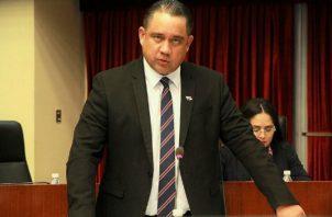 Marcos Castillero, presidente de la Asamblea Nacional. Archivo
