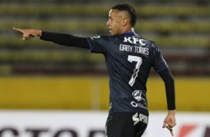 Gabriel 'Gaby' Torres: Foto:EFE
