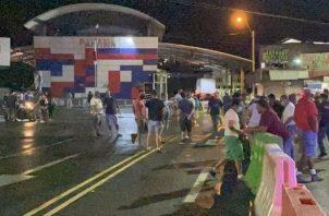 Los costarricenses aseguran que existe falta de reciprocidad en los acuerdos para pasar carga. Foto: Mayra Madrid.