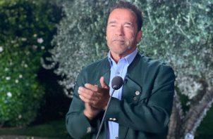 Arnold Schwarzenegger. Instagram
