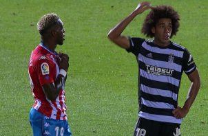 Rodríguez y Carrasquilla brillaron hoy.