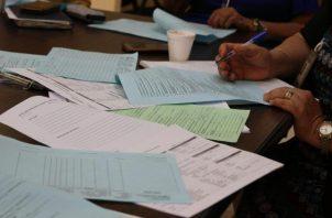Este formulario ha sido trabajado con la participación de varias instituciones oficiales.