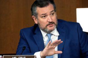 En una misiva a Trump, los legisladores entre ellos, el senador Ted Cruz, apuntan que México da un tratamiento preferencial. EFE