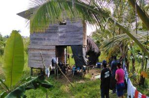 El Miviot evalúa la situación de las familias para poder apoyarlas con una mejor vivienda.