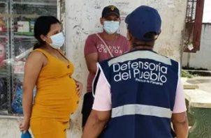 """Los usuarios manifestaron a los Oficiales de Derechos Humanos que el aumento del pasaje en algunas rutas internas de La Chorrera se da en las llamadas """"horas pico"""" y en la noche."""