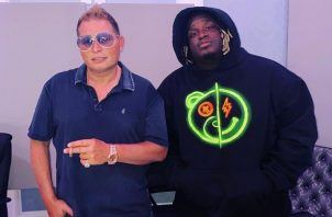 Scott Storch y 'Sech'. Foto: Instagram
