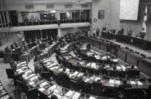 Empiezo por reflexionar en torno a que lo que estemos realmente haciendo no sea coartar la esencia del parlamento panameño: su carácter deliberativo y participativo. Foto: Archivo. Epasa.