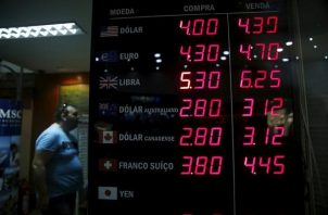 En el primer trimestre los flujos de inversiones cayeron un 41%. EFE