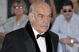 Sean Connery. EFE