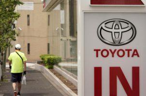 La recuperación en el trimestre entre julio y septiembre ha permitido a Toyota actualizar sus previsiones para el cierre del ejercicio. EFE