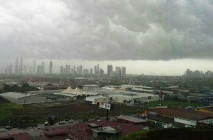 Hasta el miércoles se presentarán eventos lluviosos.
