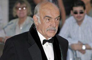 Sean Connery. Foto: EFE
