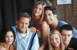 'Friends'. Foto: Instagram