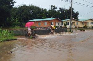 La Fuerza de Tarea Conjunta realiza las coordinaciones necesarias para brindar respuesta en caso de que  ocurra una inundación en los sitios vulnerables, ante el incremento de lluvias.