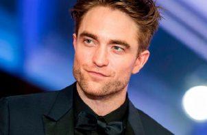 Robert Pattinson protagoniza la nueva entrega de 'The Batman'. Foto: Archivo
