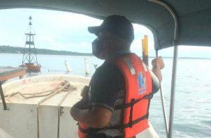 Las embarcaciones semi industriales de pesca y cabotaje de motor central también tienen suspensión de zarpe.