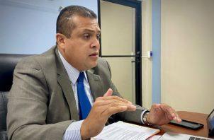 El alcalde Antonio Araúz Avendaño se ha realizado en dos ocasiones la prueba de la COVID-19. Foto: José Vásquez