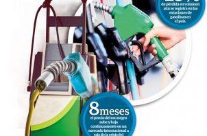 Al mes de septiembre se reporta aún una pérdida del 25% del volumen de venta en las estaciones de gasolina.
