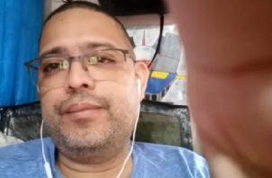 Tenían 30 minutos para intubarme o perdería la vida, afirma el periodista Toribio Díaz.