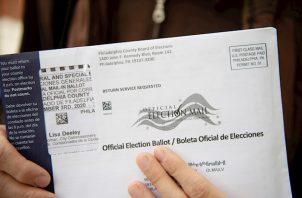 La demanda pretendía invalidar millones de votos emitidos por correo con el argumento de que la posibilidad de los votantes de corregir errores en sus papeletas en ciertos condados perjudicaba al partido de Trump, el Republicano.