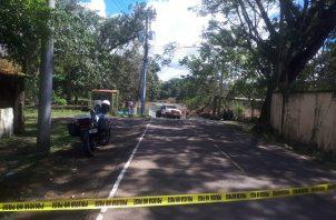 Las investigaciones sobre el auto arrojado al río Tribique apenas inician. Foto: Melquiades Vásquez