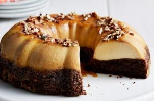 Chocoflan Foto: Pinterest