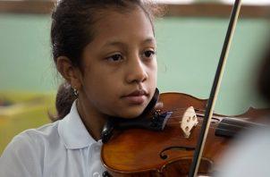 Cristina De Gracia tiene 13 años. Foto: Cortesía.