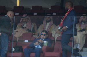 Maradona murió este miércoles a los 60 años.