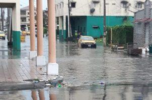 Las calles afectadas son calle 4 y Meléndez, calle 6 y Meléndez, calle 2 y Meléndez, calle 5 y Balboa y calle 8 y Meléndez.