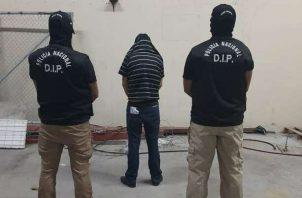 Un ciudadano mexicano fue detenido.