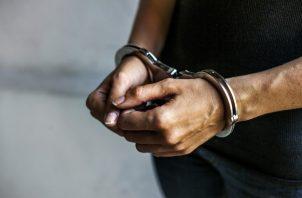 El venezolano fue detenido de forma provisional por el delito de hurto agravado. Foto Ilustrativa