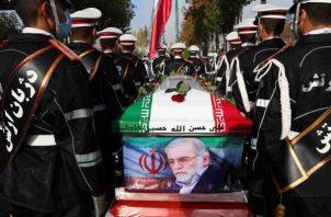 Científico nuclear iraní Mohsen Fajrizadeh