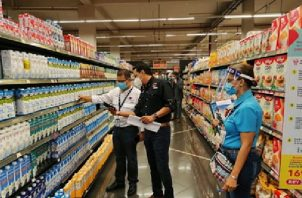Los agentes económicos con más sanciones son los supermercados.