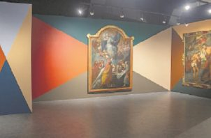 Exposición 'Referencias Cruzadas'. MAC PANAMÁ