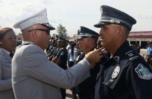 Actualmente las unidades policiales ascienden cada cuatro años.